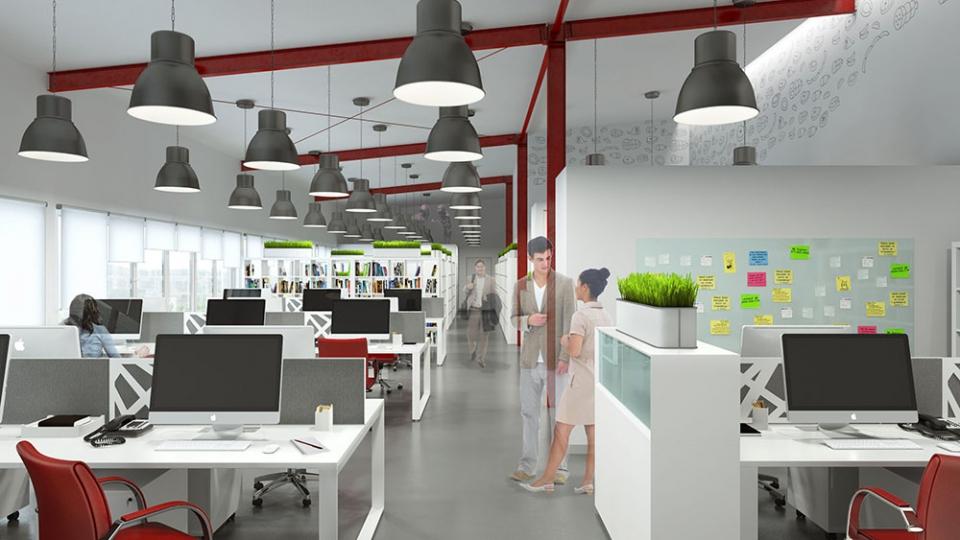 Для чего нужен дизайн проект офиса